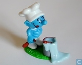 Cook smurf