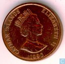 Cayman Islands 1 Cent 1996