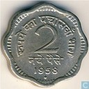 Indien 2 Naye Paise 1958 (Bombay)