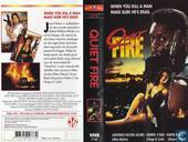 DVD / Video / Blu-ray - VHS video tape - Quiet Fire
