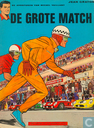 Comic Books - Michel Vaillant - De grote match