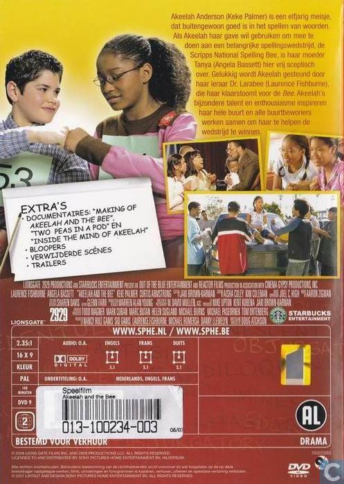 Rent akeelah and the bee online dating