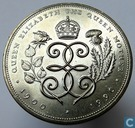 "Vereinigtes Königreich 5 Pound 1990 ""90th anniversary of the birth of the Queen Mother"""