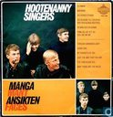 Manga Ansikten - Many Faces