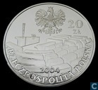 "Poland 20 zlotych 2004 (PROOF) ""15 years Senate of Poland"""