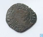 Ireland 1 penny 1601 (MM star)