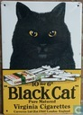 """Black Cat"" Virginia Cigarettes"