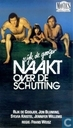 Naakt over de schutting