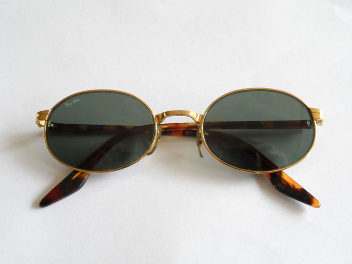 Ray Ban Bausch And Lomb W2188 Vintage Sunglasses
