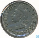 Dominican Republic 5 centavos 1937