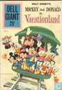 Mickey and Donald in Vacationland