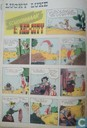 Strips - Lucky Luke - Schoonmaak in Red-City