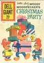 Woody Woodpecker's christmas party