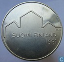 "Finnland 100 Markkaa 1991 ""World Ice Hockey Championships"""