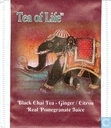 Black Chai Tea - Ginger/Citron