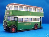 "Daimler CW Utility Bus ""GREENLINE, LONDON TRANSPORT"""