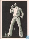 Elvis Presley in Elvis on Tour, MGM 1972.