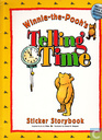 Winnie-the-Pooh's Telling Time Sticker Storybook