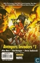 Comic Books - Avengers, The [Marvel] - Avengers Invaders Sketchbook