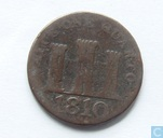 "Gibraltar 1 Quart 1810 ""Token"" (large date)"