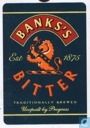 Banks's Bitter - Playing Card Deck - Green