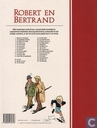 Comic Books - Robert en Bertrand - Het wolvejong