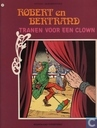 Comic Books - Robert en Bertrand - Tranen voor een clown