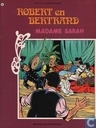 Comic Books - Robert en Bertrand - Madame Sarah