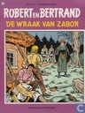 Comic Books - Robert en Bertrand - De wraak van Zabor