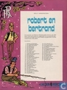 Comic Books - Robert en Bertrand - De eenhoorn