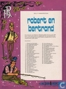 Comic Books - Robert en Bertrand - Het spiegelbeeld