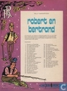 Comic Books - Robert en Bertrand - De witte wolf