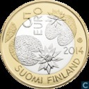 "Finland 5 euro 2014 ""Waters"""