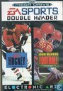 EA Sports Double Header: EA Hockey - John Madden Football