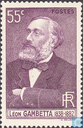 Postage Stamps - France [FRA] - Léon Gambetta