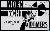 Molentocht Oldtimers -  Goes