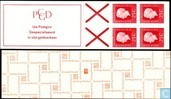 Stamp booklet Telblok 9cF