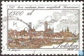 750 years city of Stettin