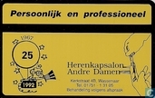 25 jaar Herenkapsalon Damen