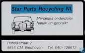 Star Parts Recycling NL