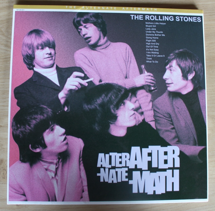 The Rolling Stones - The Alternate Aftermath - Red Vinyl