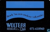 Oad - Wolters reisburo 071-618960