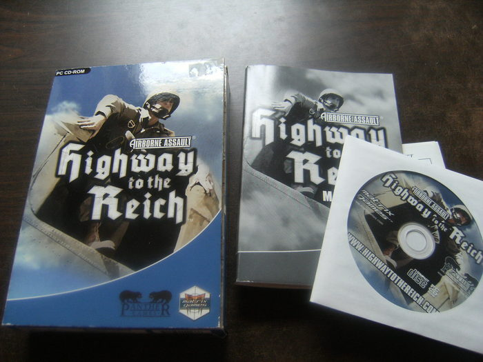 PC game: Airborne Assault: Highway to the Reich