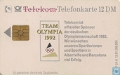 Team Olympia 1992 (7) - Skiläufer