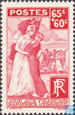 Postage Stamps - France [FRA] - Repatriated French