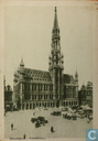 Townhall. Brussels. Stadhuis