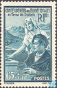 Postage Stamps - France [FRA] - Social work