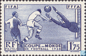 Timbres-poste - France [FRA] - Coupe du monde football