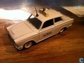 Ford Cortina 'Police'