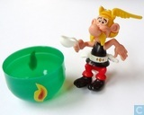 Asterix with boiler
